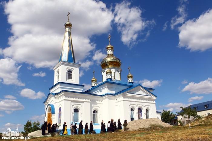 Храм Рождества Пресвятой Богородицы в с. Бараново